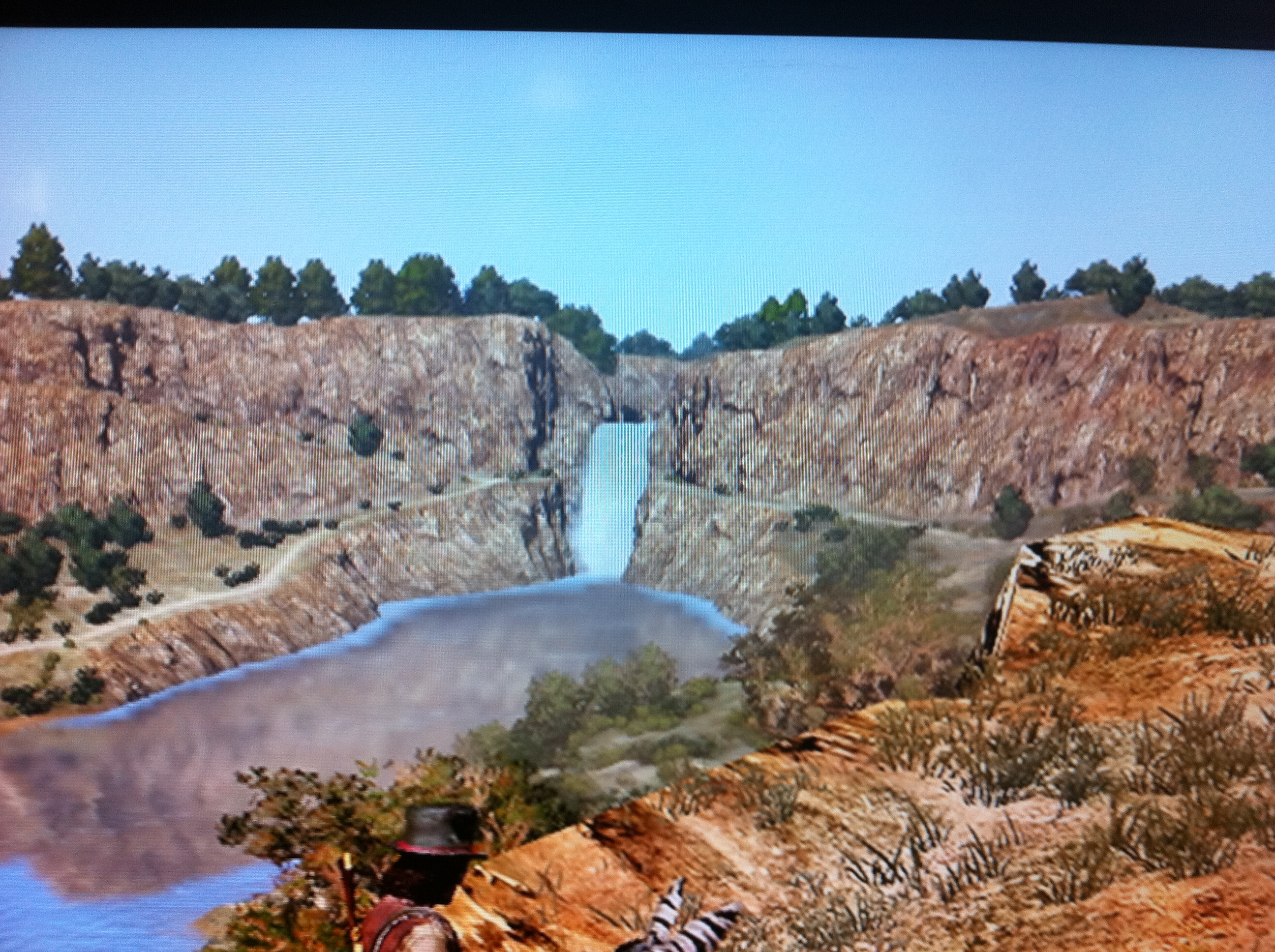 Manteca Falls
