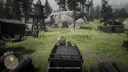 Red Dead Online Estos bastardos saben pelear