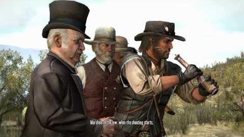 Red Dead Redemption Mission 21 The Assault on Fort Mercer-0