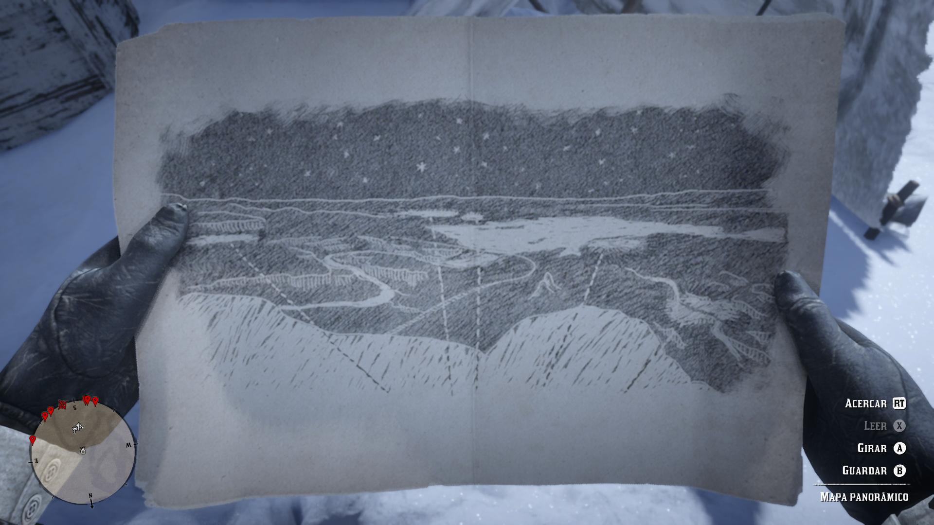 Mapa panorámico