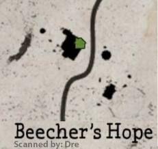 Beecher's en el mapa