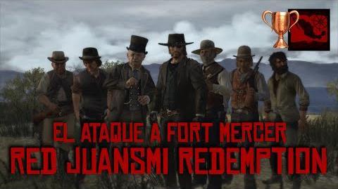 Red Dead Redemption - El ataque a Fort Mercer