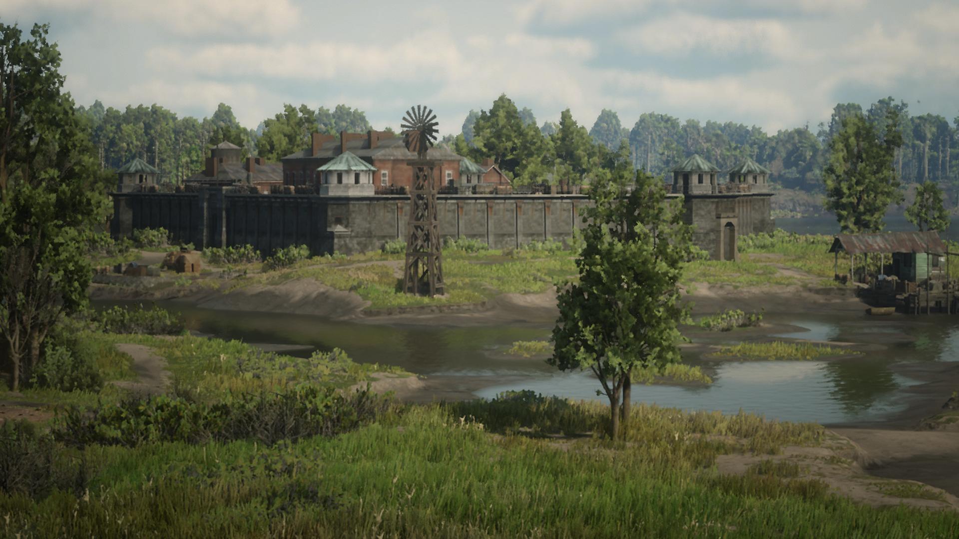 Penitenciaría de Sisika