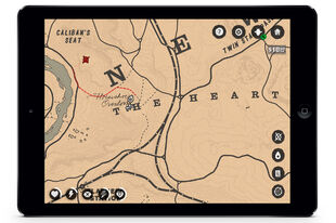 App Red Dead Redemption 1
