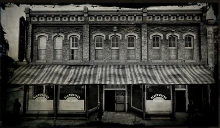 Saloon de Blackwater