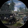Lugares de Red Dead Redemption 2