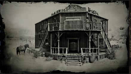Saloon de Tumbleweed