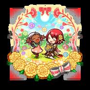 Rubellia&Opushii ILoveYouMama Game