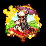 Asue kimono bride