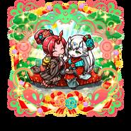 New Year's Tea Supesei & Burasato game