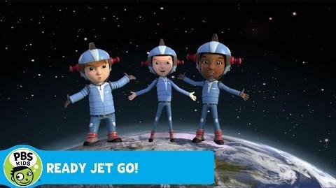 READY JET GO! Gravity PBS KIDS