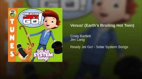 Venus! (Earth's Broiling Hot Twin)