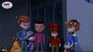 Sunspot, Jet, Mindy, Sydney, Mitchell, Cody and Sean
