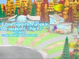That's One Gigantic Pumpkin, Jet Propulsion!