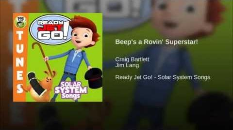 Beep's a Rovin' Superstar!