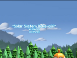 Solar System Bake-Off!