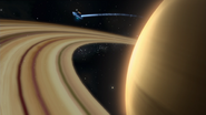 What's up with saturn rings