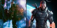 Commander Shepard RPO