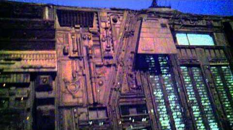 Tyrell building