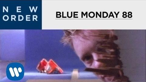 New Order - Blue Monday 88 OFFICIAL MUSIC VIDEO