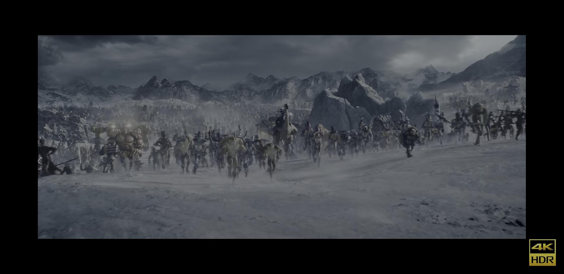 Battle of Castle Anorak