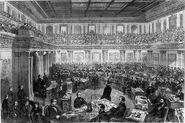 Andrew Johnson impeachment trial