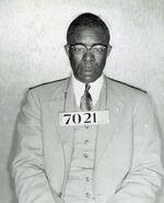 Edgar Nixon arrest photo
