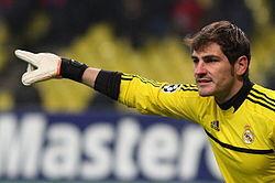 Iker Casillas 2012