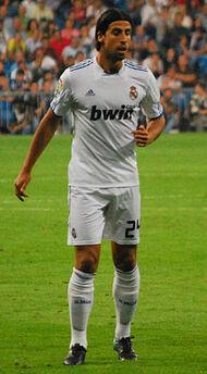 Khedira in Real Madrid