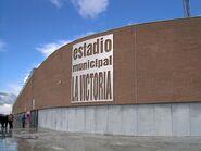 Estadio municipal La Victoria