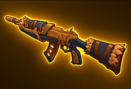 Legendary Burst Rifle