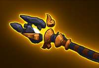 Legendary Stone Staff