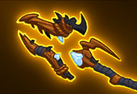 Legendary Bolt Staff