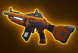 Legendary Assault Rifle