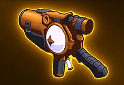 Legendary Plasma Launcher