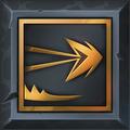 Talent Hunter Forge Blast Arrow.png