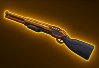Legendary Shotgun