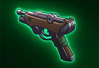 Rare Pistol