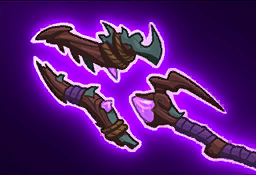 Epic Bolt Staff