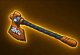 Legendary Throwing Axe
