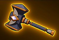 Legendary Heavy Hammer