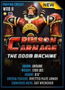 Crimson Carnage card