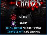 Cardinal Chaos