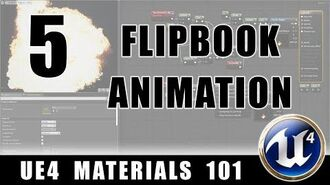 Flipbook_Animation_-_UE4_Materials_101_-_Episode_5