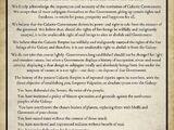 Declaration of Rebellion