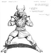 Immortal Konflict Anubis