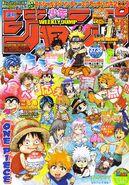 Shonen Jump 2009 Issue 37-38