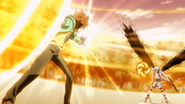 Tsuna X-Burner VS Byakuran HD