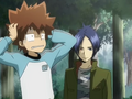 Tsuna & Not Mukuro