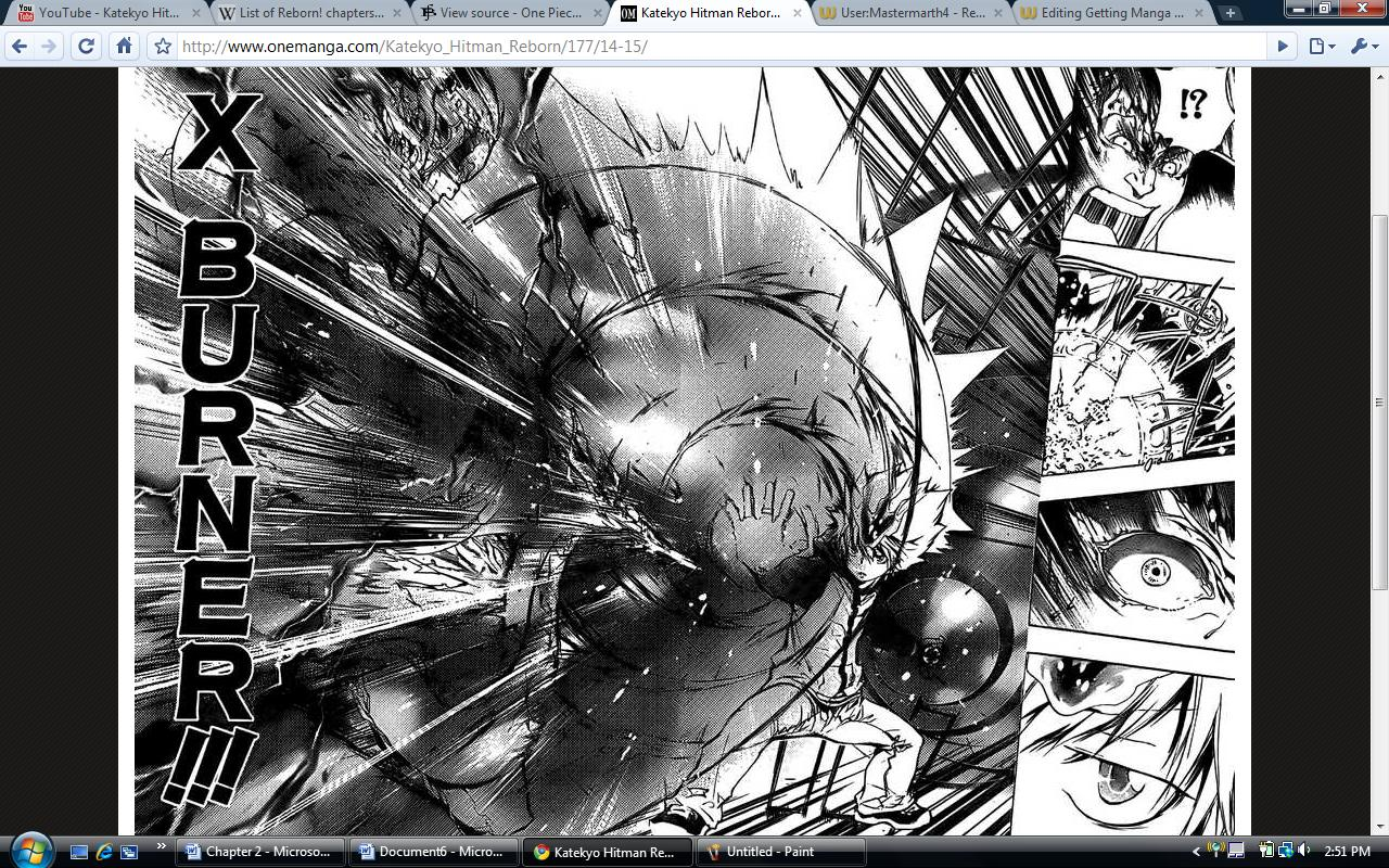 Getting Manga Pics and Vid Stills